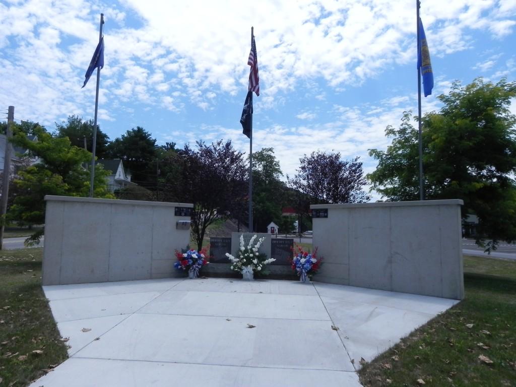 McDonald VFW Post 7503 Monument