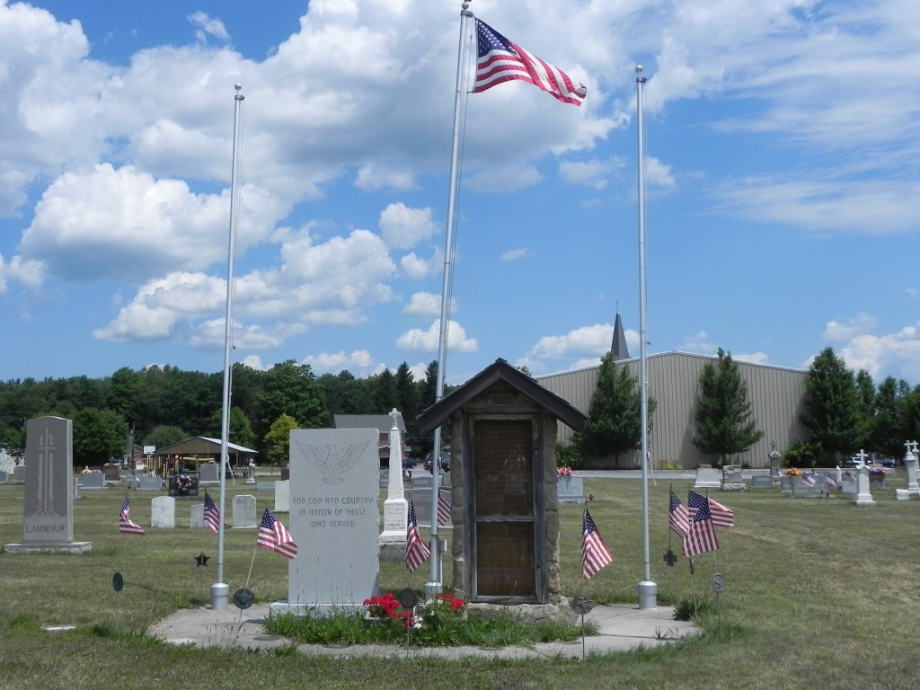 Nicktown Cemetery Memorial