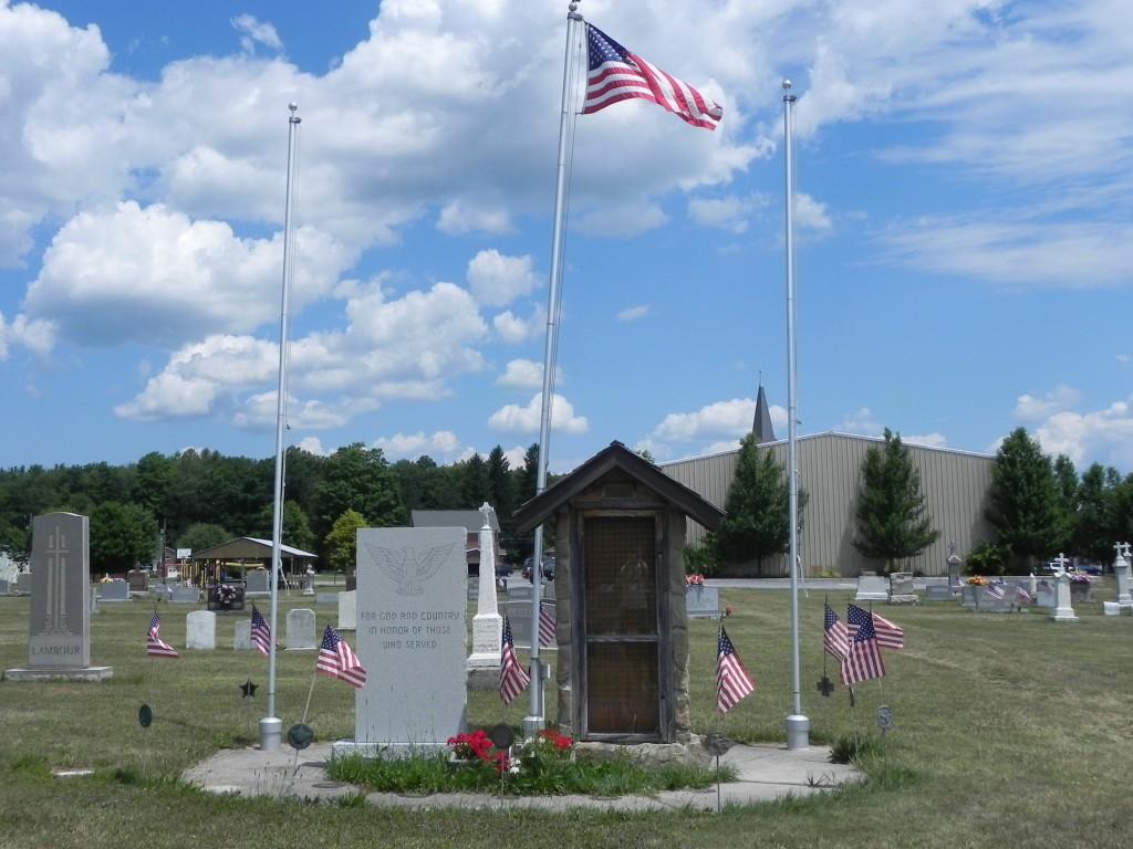 Nicktown Cemetery Memorial