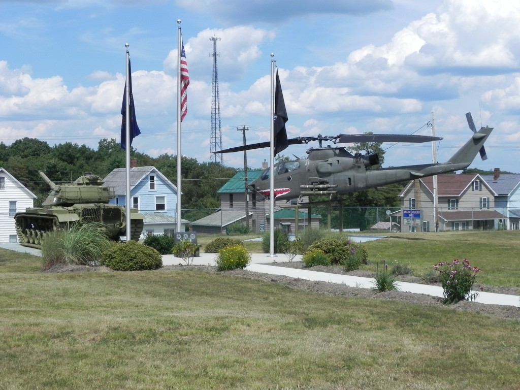 Carroltown American Legion Park - Overview