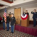 Armed Forces Dinner 2012 - National Anthem