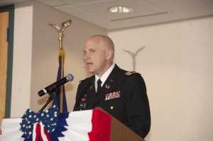Armed Forces Dinner 2012 -