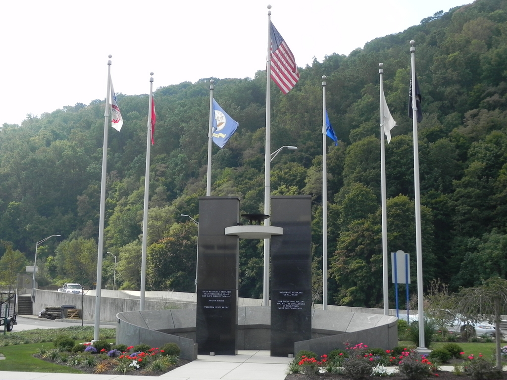 Johnstown War Memorial 1