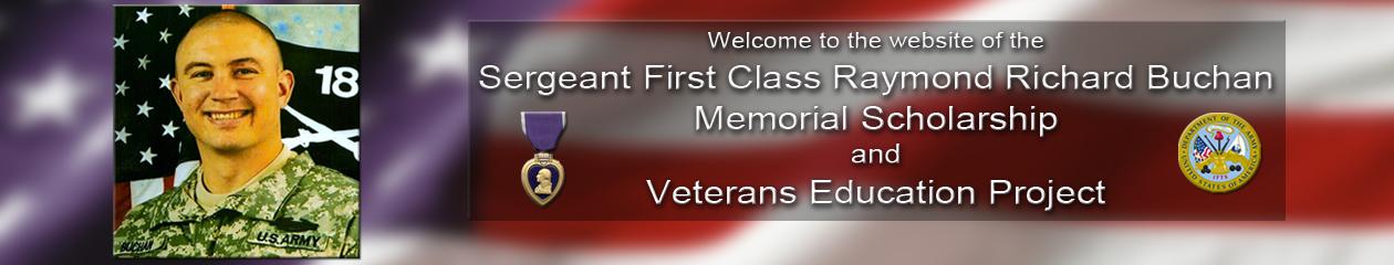 Buchan Memorial Scholarship & Veterans Education Project